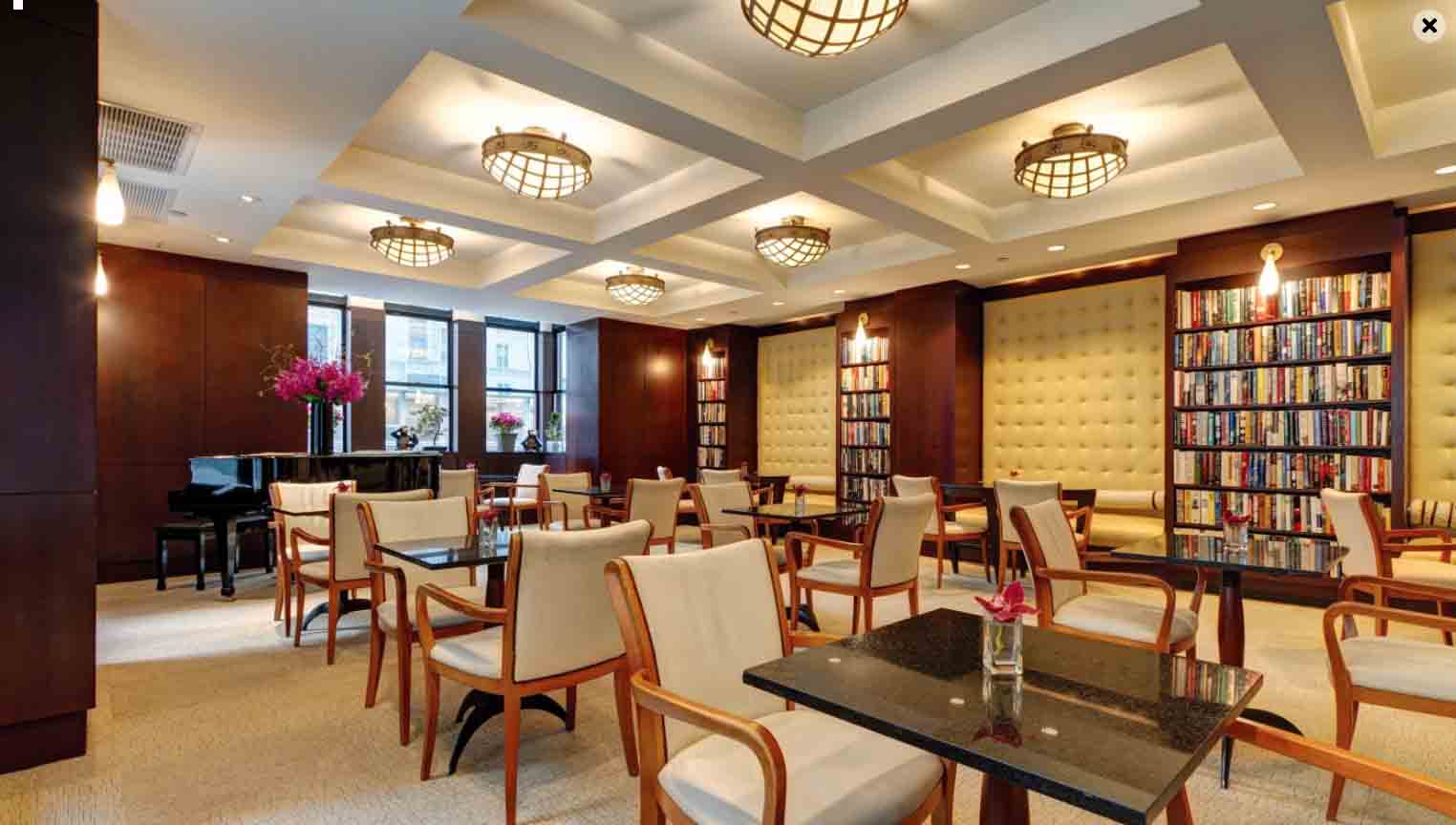The Library Hotel, New York NY