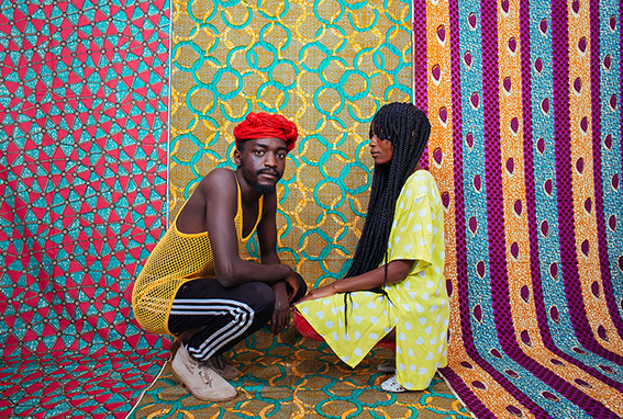 Contemporary African Fashion at Fashion Cities Africa Exhibition featured on the Shoko Press blog