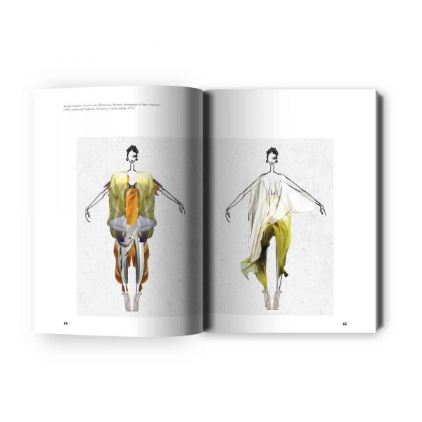 Fashion Illustration Africa book by African art book publisher Shoko Press