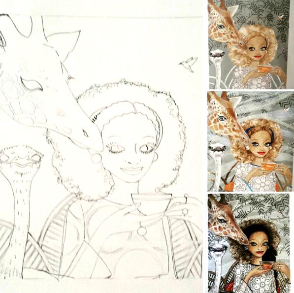 Nicole Cronje - Work In Progress 2