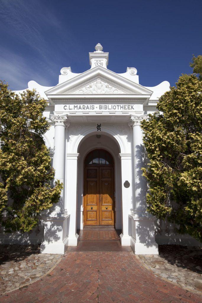 CL MARAIS LIBRARY – SOUTH AFRICA