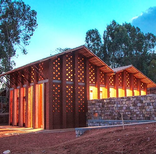 A Light Filled Library for Deaf Children in Burundi - Shoko Press