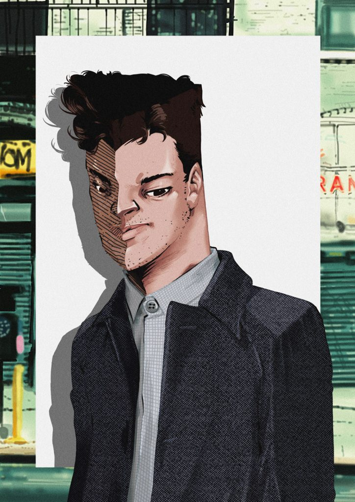 South African Fashion Illustrator Pola Maneli Street Wear Series