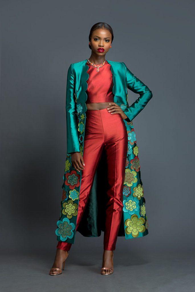 Deola Sagoe - Fashion Designer