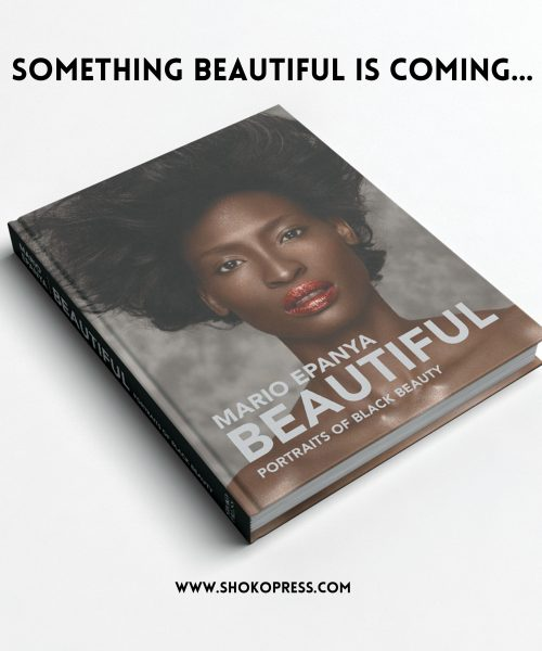 BEAUTIFUL book by fashion and beauty photographer Mario Epanya