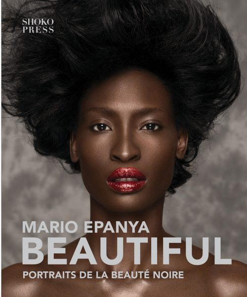 BEAUTIFUL - Portraits De La Beauté Noire - Front Cover French