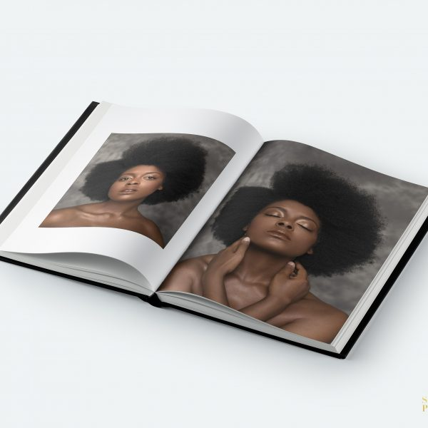 Portraits of Black beauty - BEAUTIFUL by Mario Epanya published by Shoko Press