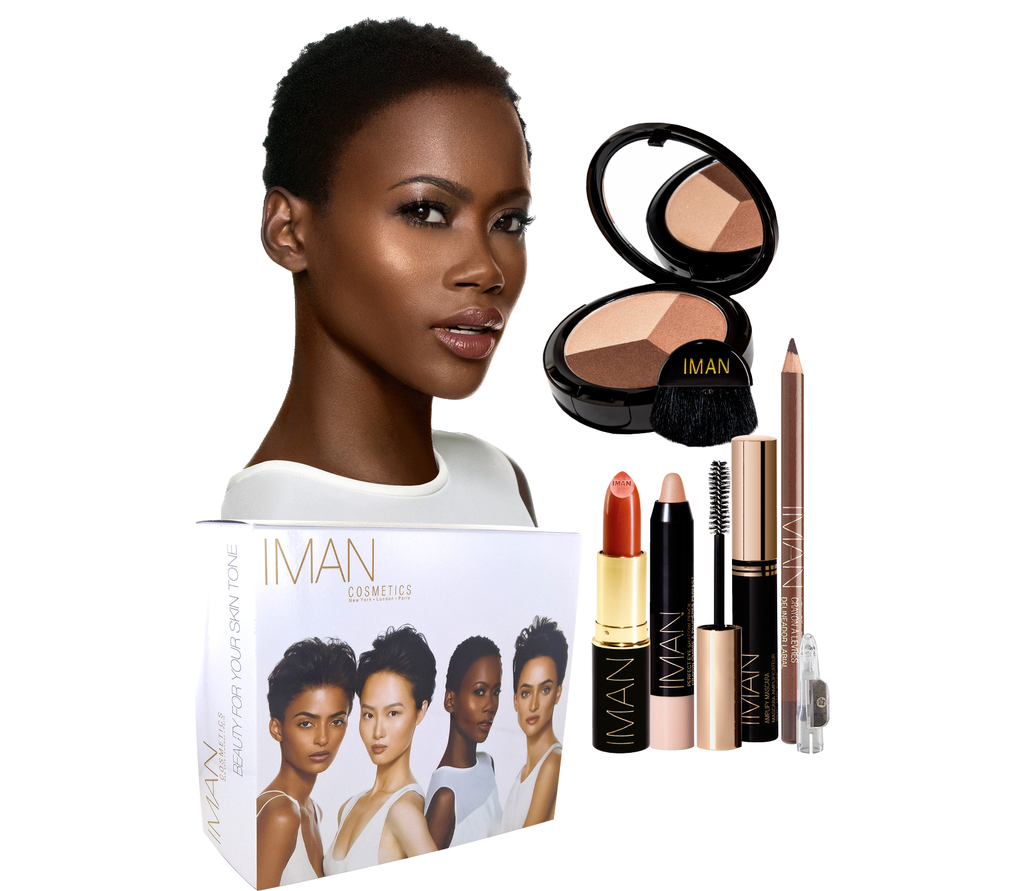 IMAN Cosmetics - Fashion And Beauty Brands Catering To Women Of Colour