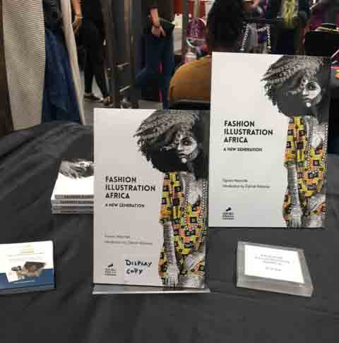 Shoko Press Africa at Spitalfields