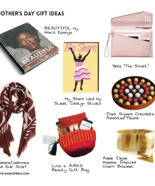 Shoko Press Mother's Day Gift Ideas