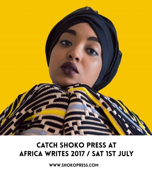 Shoko Press at Africa Writes 2017