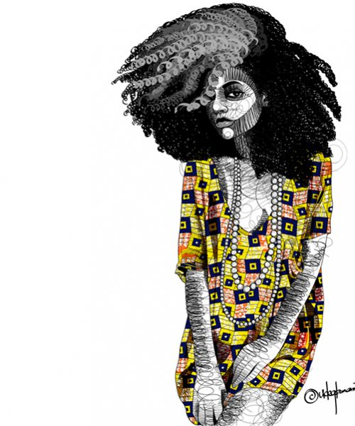 Ohab Tochukwu Bernard Johnbosco TBJ 5 Things to Know About Becoming A Successful Fashion Illustrator