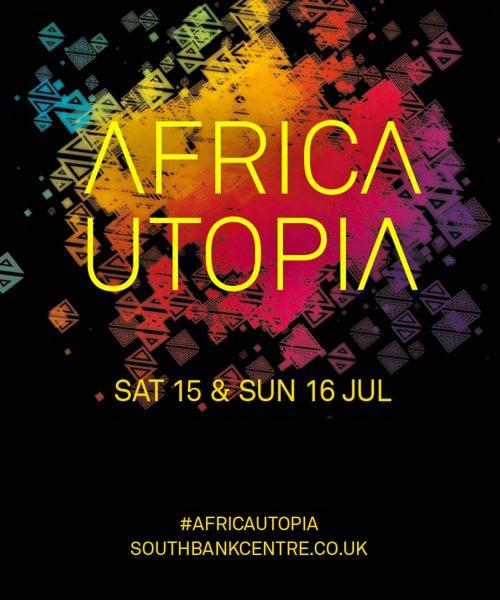 Shoko Press At Africa Utopia 2017 Southbank London