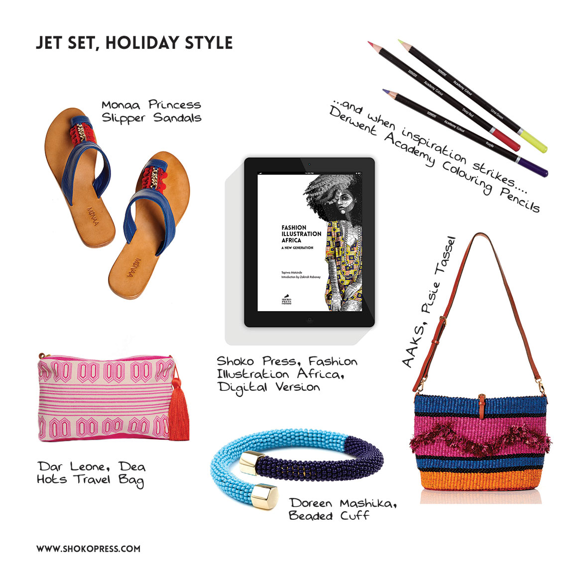 Shoko Press What to Pack for Holiday