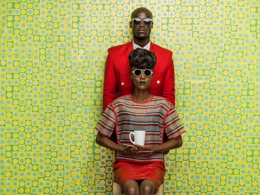 Osborne Macharia Color Cafe Kenyan Digital Artist