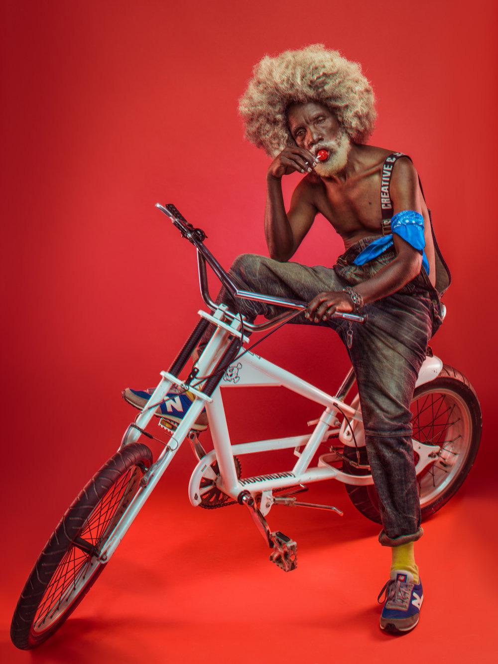 Award Winning Kenyan Digital Artist Osborne Macharia Kabangu