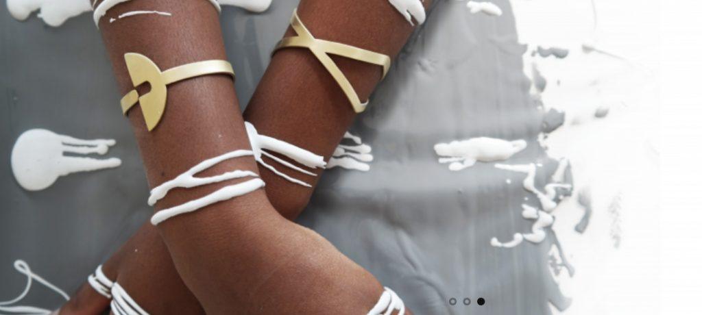 Mary Jean Adinkra Symbol Inspired jewellery