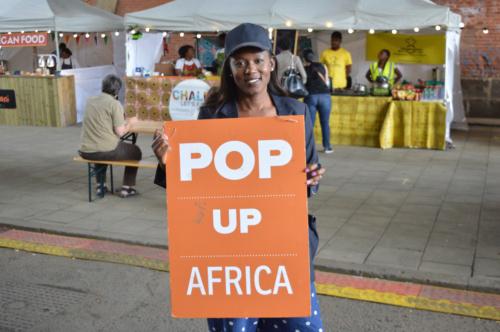 Pop Up Africa