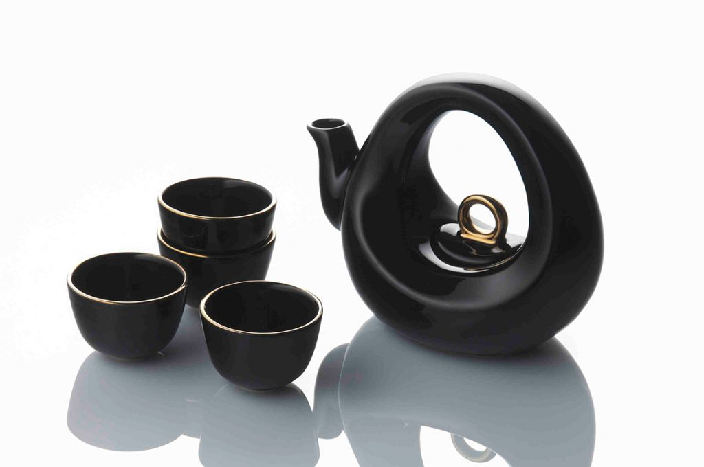 YSWARA Sankofa tea set