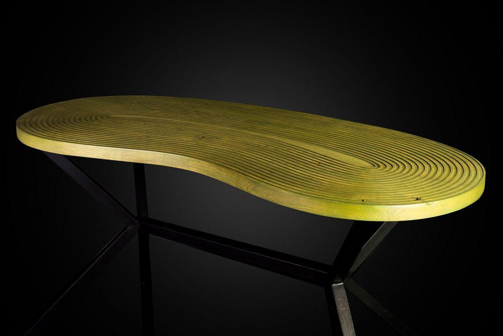 Mash T design Daub table Thabisa Mjo South African product design