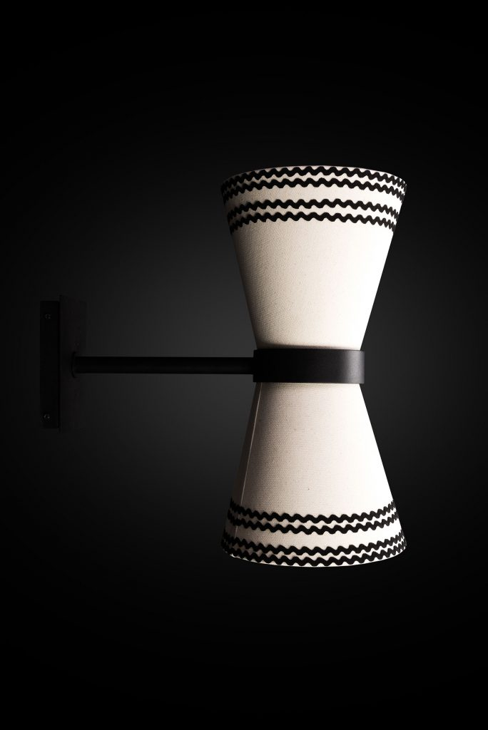 Mash T design Umbaco Wall Lamp Thabisa Mjo South African product design