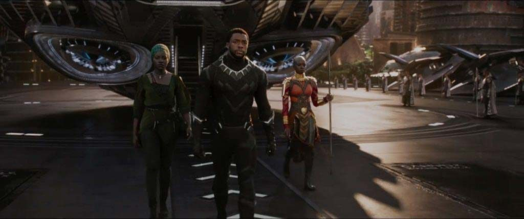 Marvel's Black Panther Shoko Press Afrofuturism Article