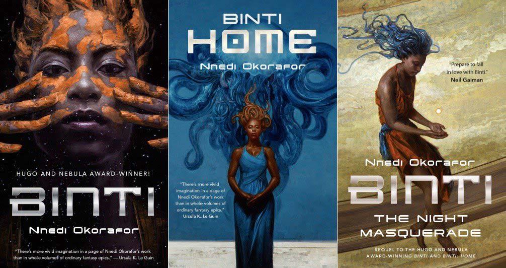 Nnedi Okorafo Sci-Fi Writer Books