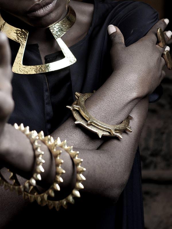 Adele Dejak Jewellery Afrofuturism