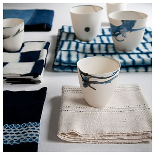 Aboubakar Fofana Mali Indigo Textiles Katherine Glenday South Africa Ceramics Artist