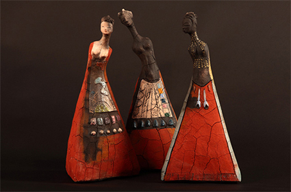 Etiyé Dimma Poulsen Sculptures