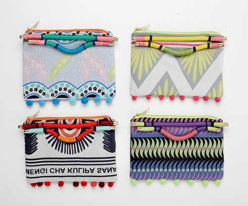 Lalesso Pichulik Clutch Bags Collaboration South African Design