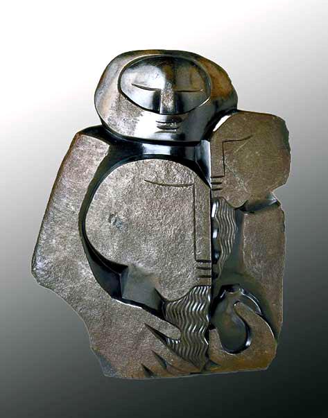 Nicholas Mukomberanwa Zimbabwe Shona Sculpture Indianapolis Museum of Art